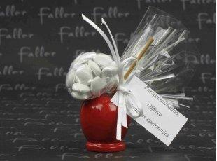 Pomme d amour rouge