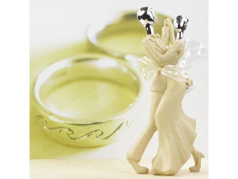 Déco mariage couple de mariés danseurs de tango