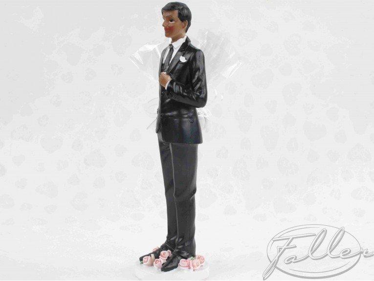 Dragees mariage avec homme de couleur (moyen modele)
