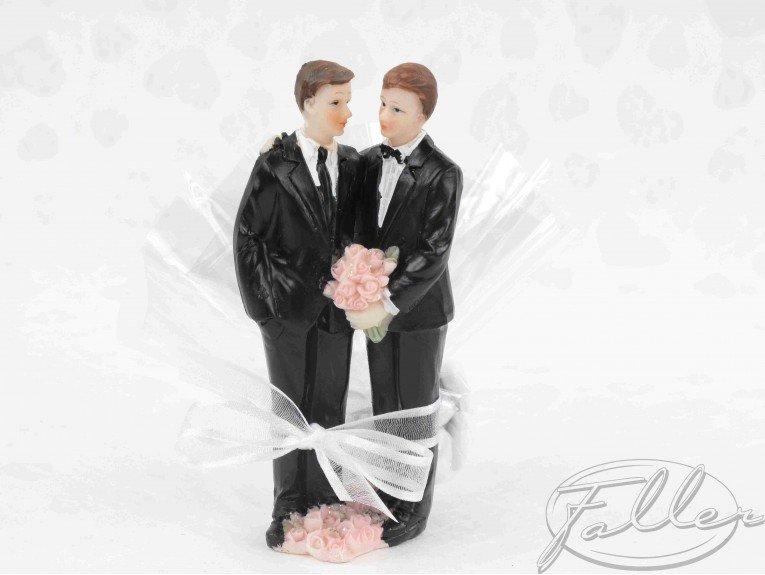 Déco mariage homosexuel avec dragées