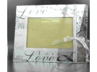 Cadre-photo love miroir
