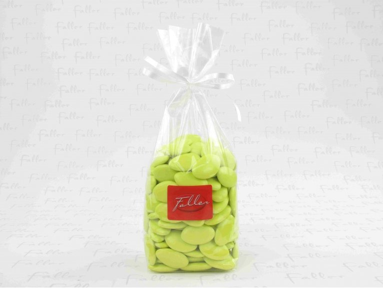 Dragées citron vert (sachet de 500 gr.)