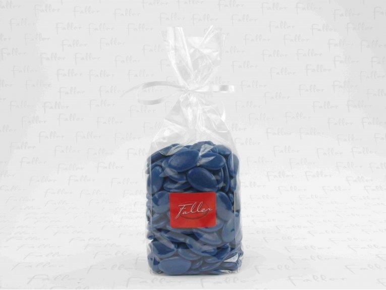 Dragées bleu marine (sachet de 500 gr.)