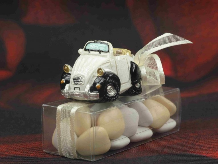 voiture 2cv porte cle et dragees mariage. Black Bedroom Furniture Sets. Home Design Ideas