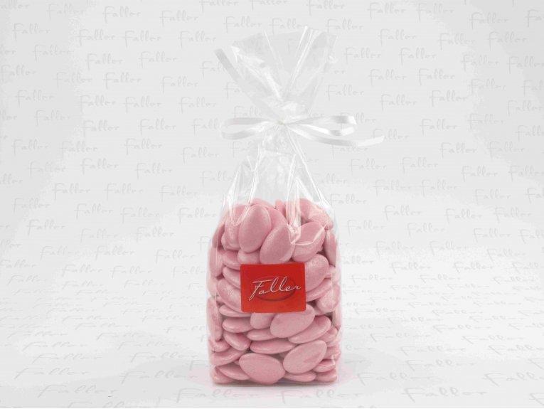 Sachet dragées rose clair (1 kg.)