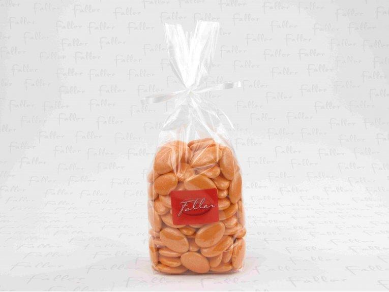 Sachet dragées orange (1 kg.)