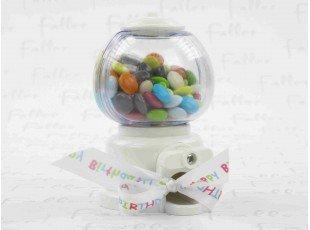 Mini distributeur à confettis pour anniversaire