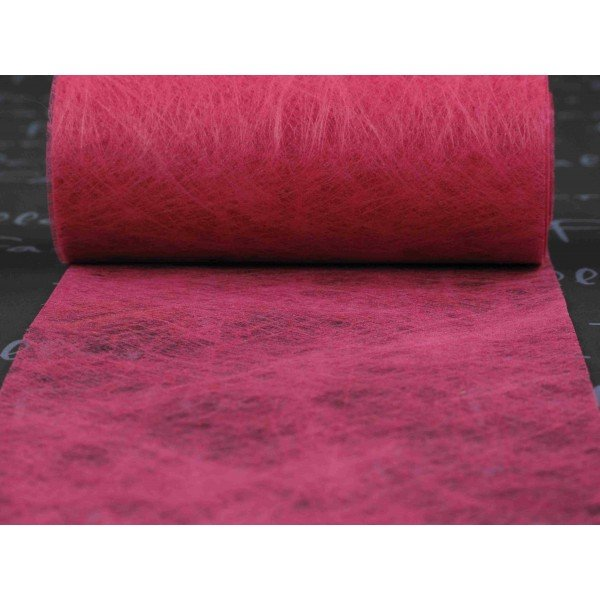 petit chemin de table fuchsia