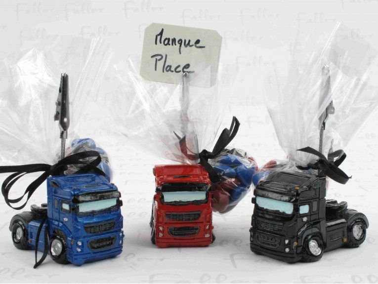 porte photo camion avec drag es pour mariage. Black Bedroom Furniture Sets. Home Design Ideas