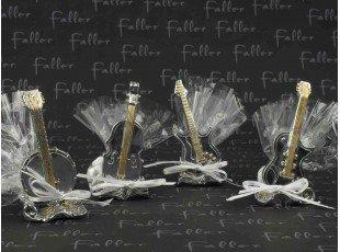 Instrument à cordes avec dragées