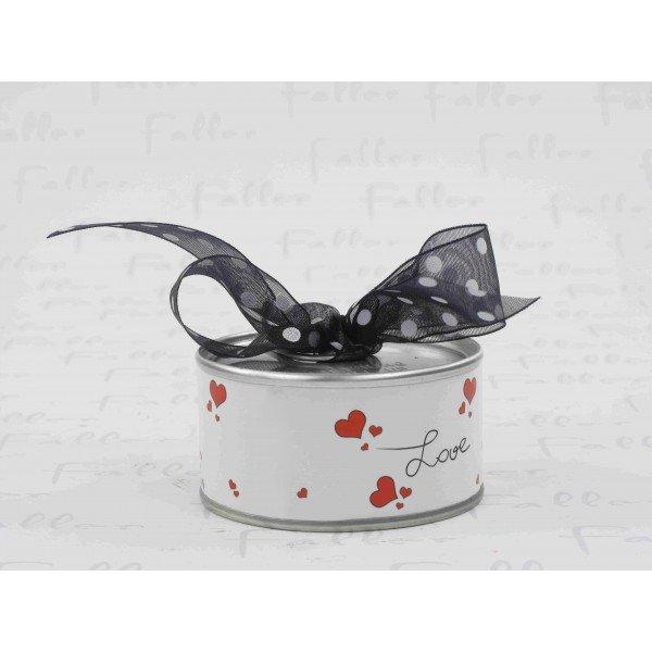 Drag es dans boite de conserve de mariage - Boite de conserve pour dragees ...