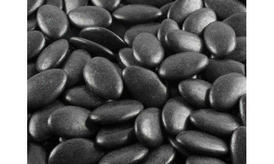 Dragées noir