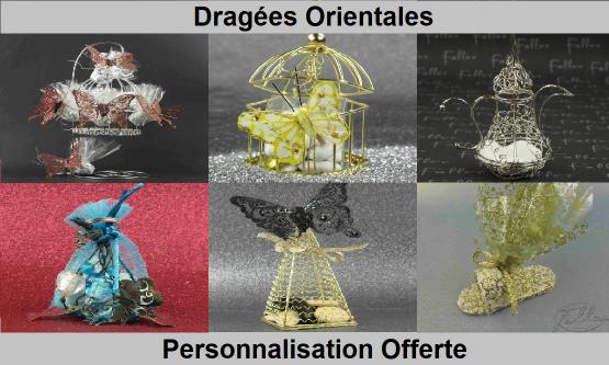 Dragées Orientales