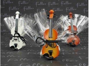 Dragées sur le thème des instruments à cordes