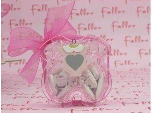 Body cadeau de naissance fille et dragées