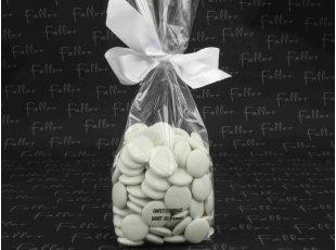 Confettis blanc sachet de 300 grammes