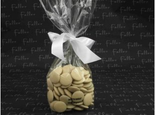 Confettis écru sachet de 300 grammes