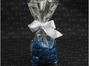 Confettis au chocolat pour sublimer vos table thème marin
