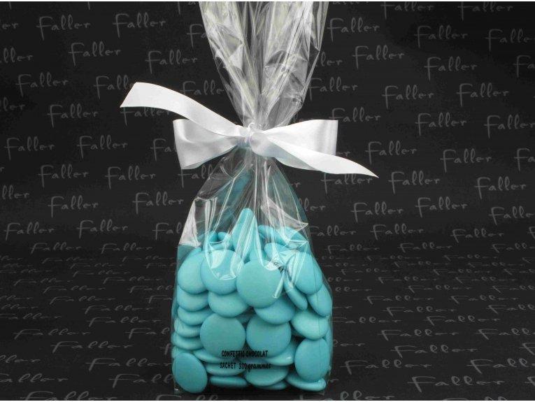 Confettis turquoise pour une jolie table thème mer