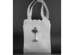 Dragées et son sac calice