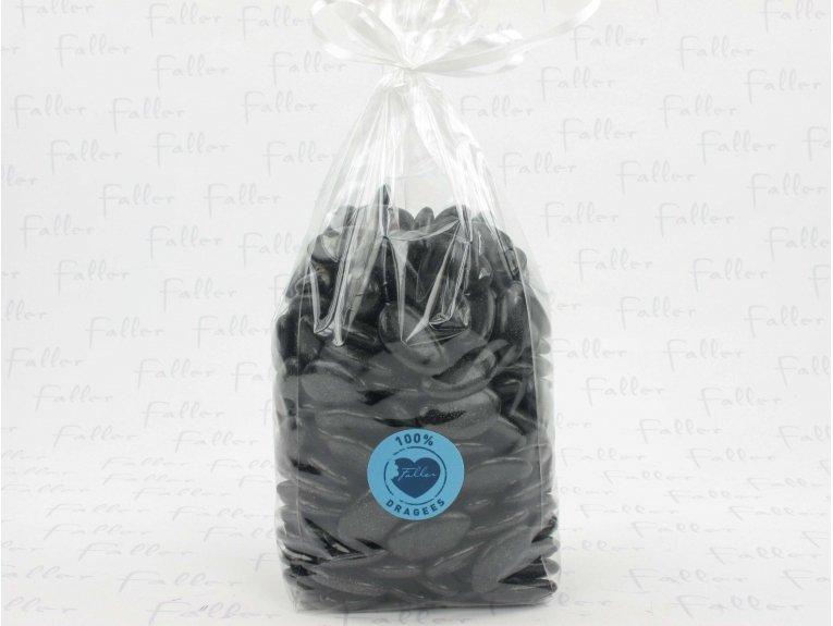 Dragees noir kilo