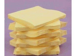 Servitte cokatail ecru paquet de 40 pièces