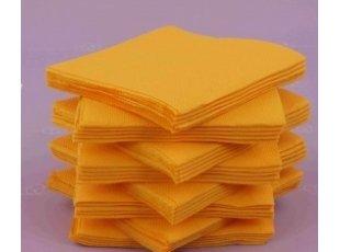 Servitte coktail orange paquet de 40 pièces