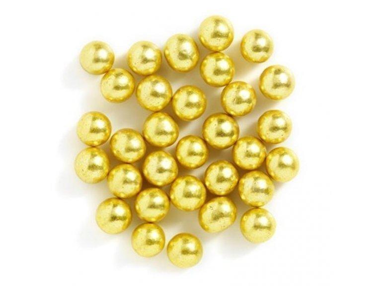 Perles or au sucre (200 grs)
