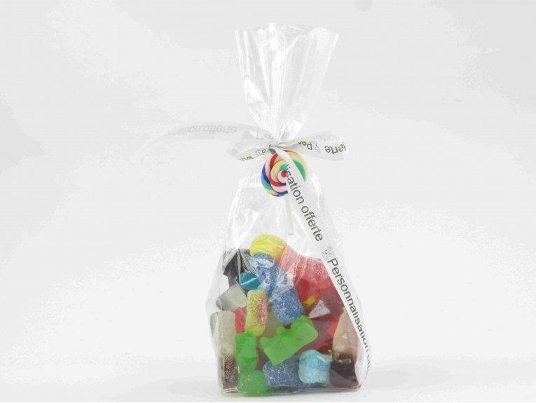 Sachet de bonbons Vegan (160 gr.)