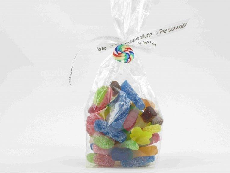 Sachet de bonbons Vegan (250 gr.)
