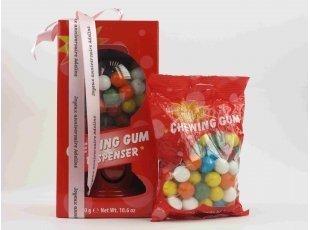 Distributeur bille gum avec recharge
