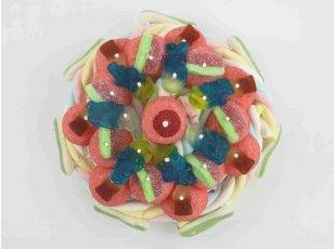 Gateau de bonbons multi
