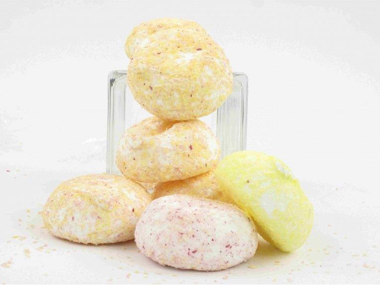Boule coco  sachet de 8 pieces