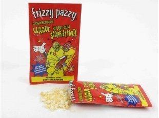 Frizzy pazzy fraise qui pétille
