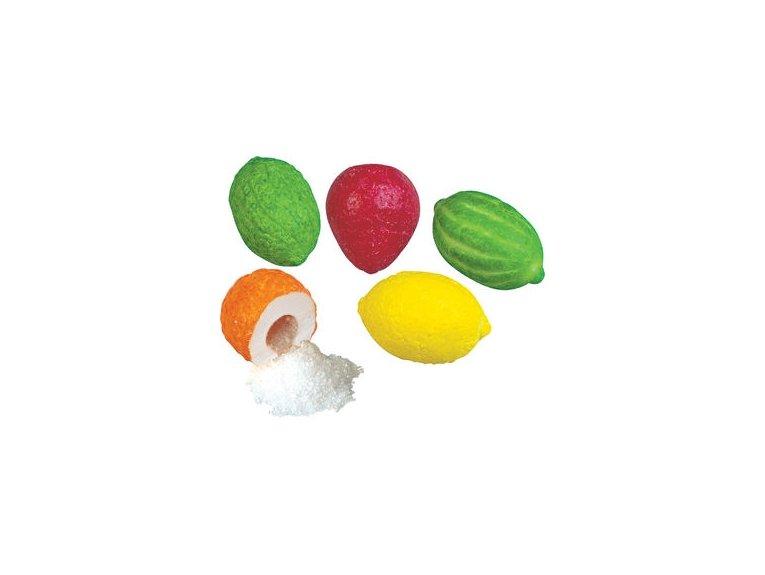 Bubble  façon macedoine de fruit