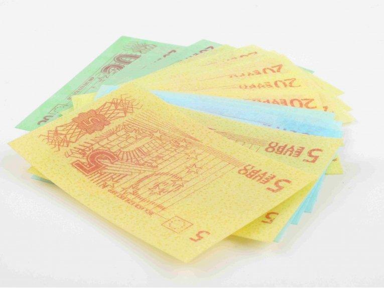 Billet euro sachet de 16 billets