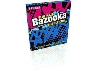 Bazooka gum framboise
