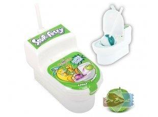 Sour potty toilette vert ise