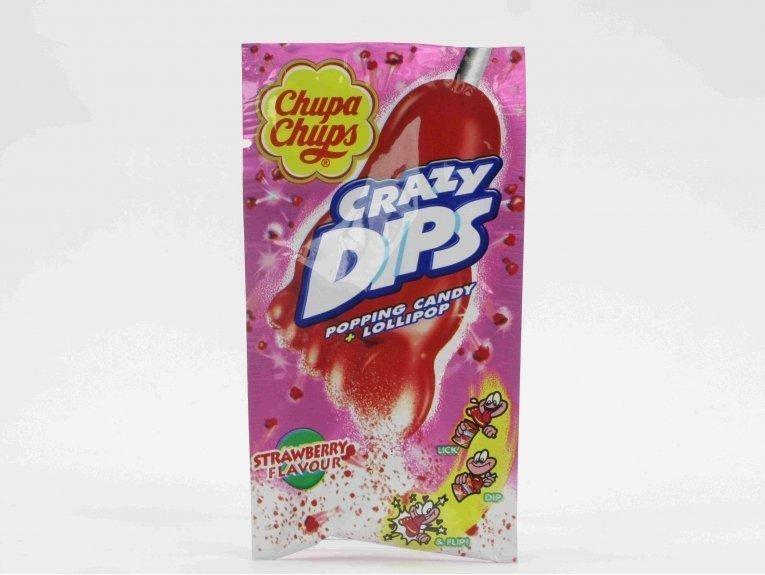 Crazy dips fraise