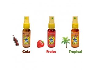 Candy spray tropical