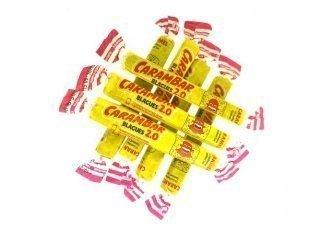 Carambar caramel  sachet de 7 pieces