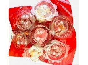 Bouquet bonbon coeur