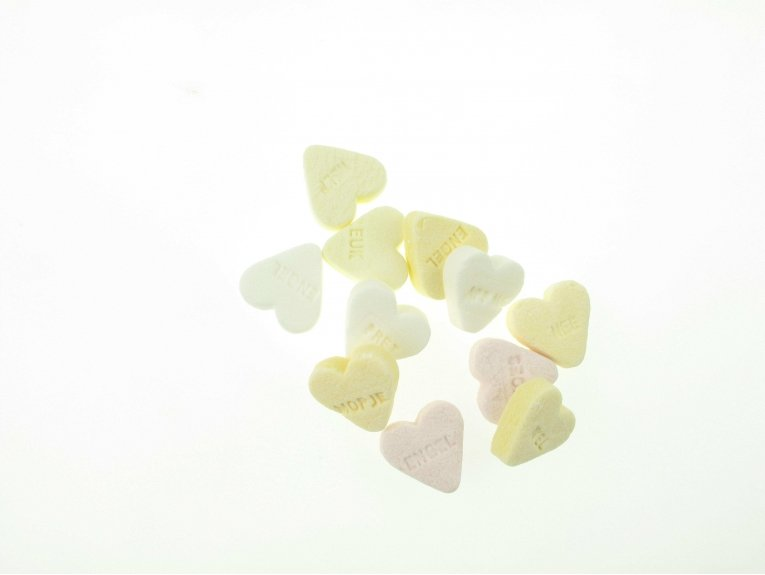 Coeur en dextrose