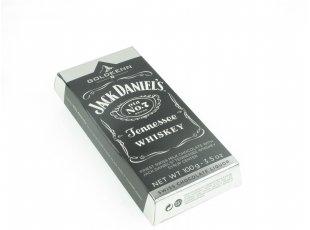 Tablette de chocolat alcool Jack Daniel's