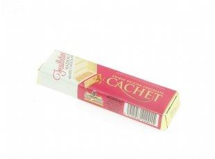 Barre chocolat blanc praliné et noisette