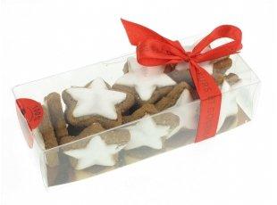 Gâteaux étoiles à la cannelle