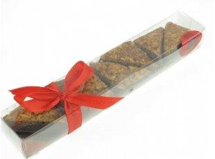 Gâteaux triangles au noix
