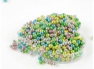 Perles sucrées multicolores (200 gr.)