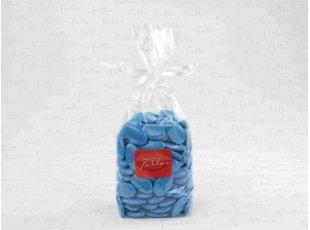 Dragées bleu outre-mer (sachet de 500 grs)