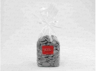 Sachet de dragées gris lune  (1 kg.)